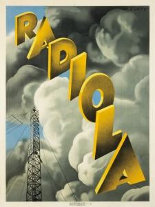 Affiche réalisée en 1929 par Max Ponty