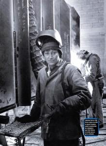 Construction des chimiquiers